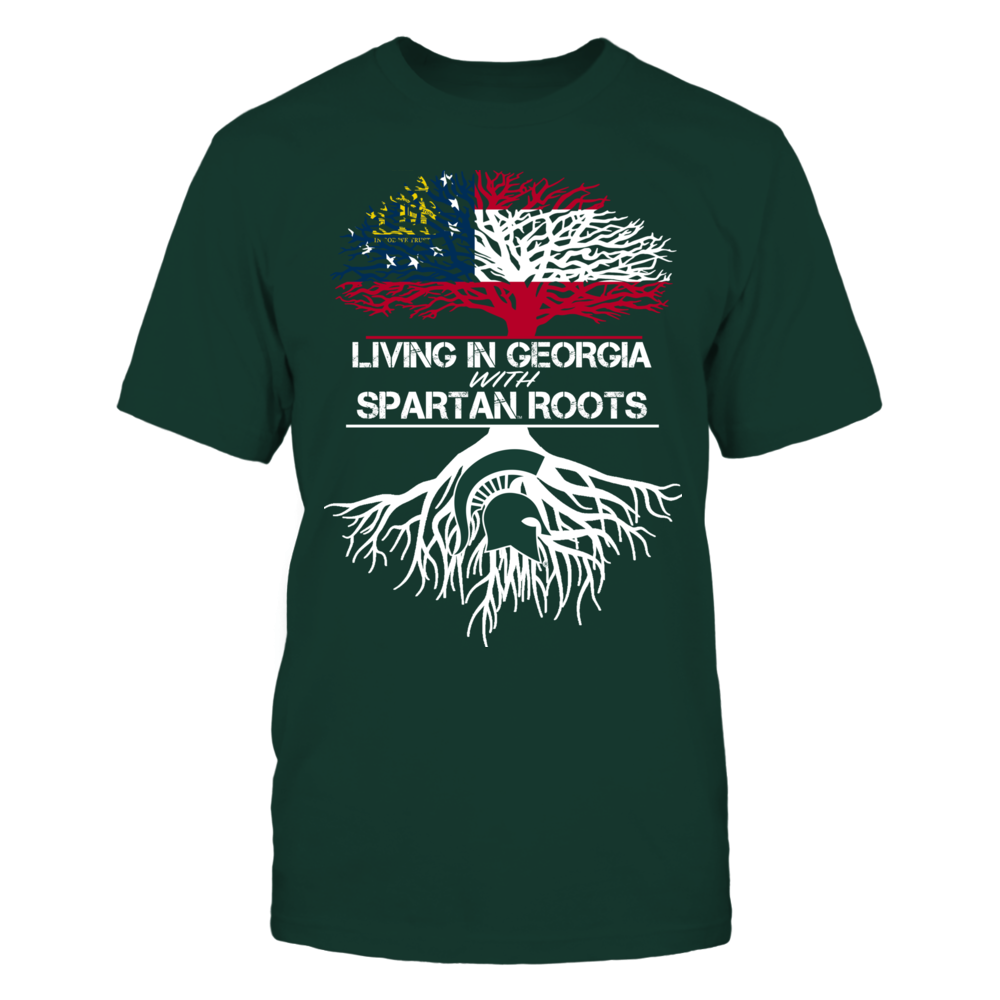 Michigan State Spartans - Living Roots Georgia Front picture