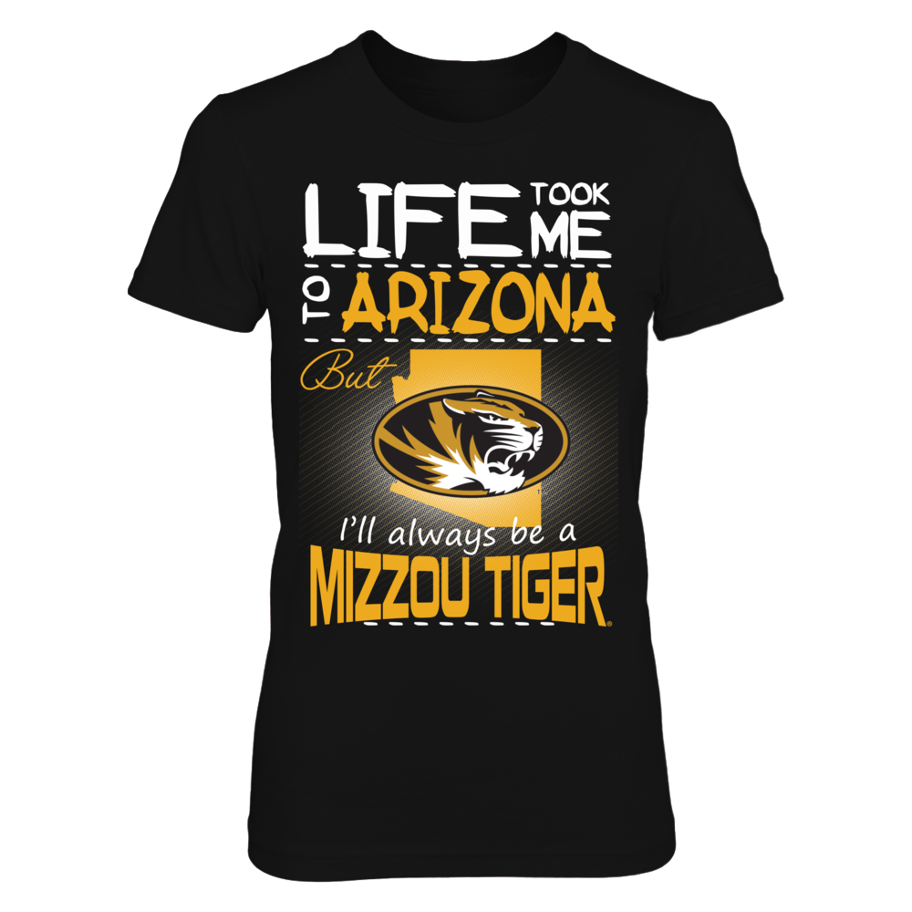 Mizzou Tigers - Life Took Me To Arizona Front picture