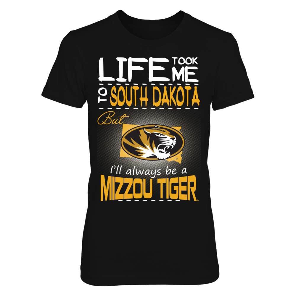 Mizzou Tigers - Life Took Me To South Dakota Front picture