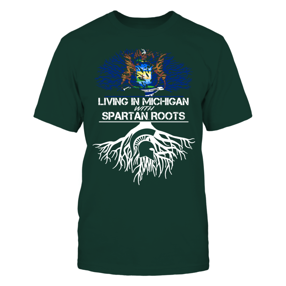 Michigan State Spartans - Living Roots Michigan Front picture