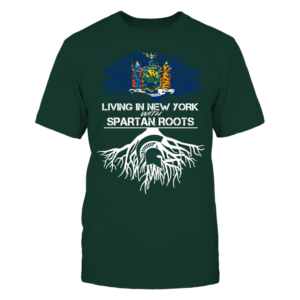 Michigan State Spartans - Living Roots New York Front picture