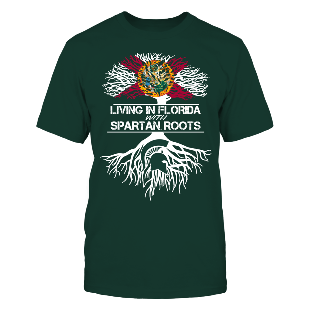 Michigan State Spartans - Living Roots Florida Front picture