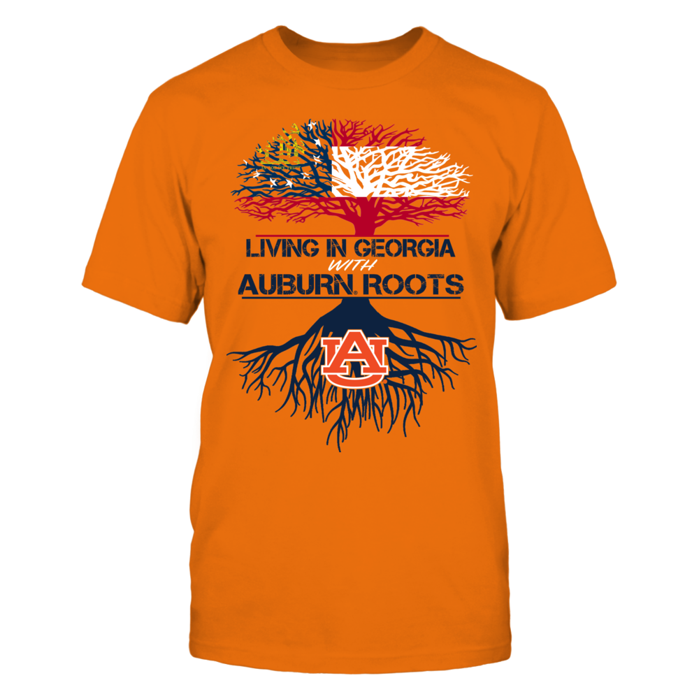 Auburn Tigers - Living Roots Georgia Front picture