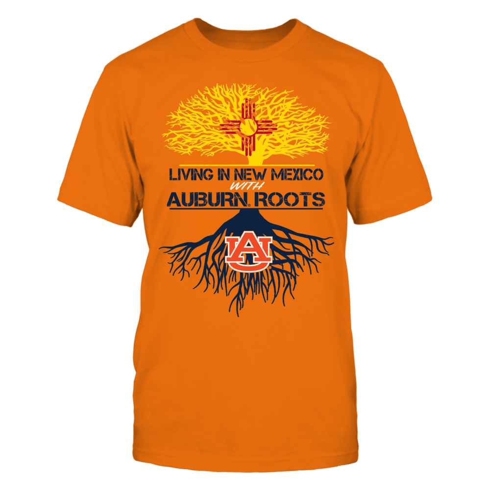 Auburn Tigers - Living Roots New Mexico Front picture