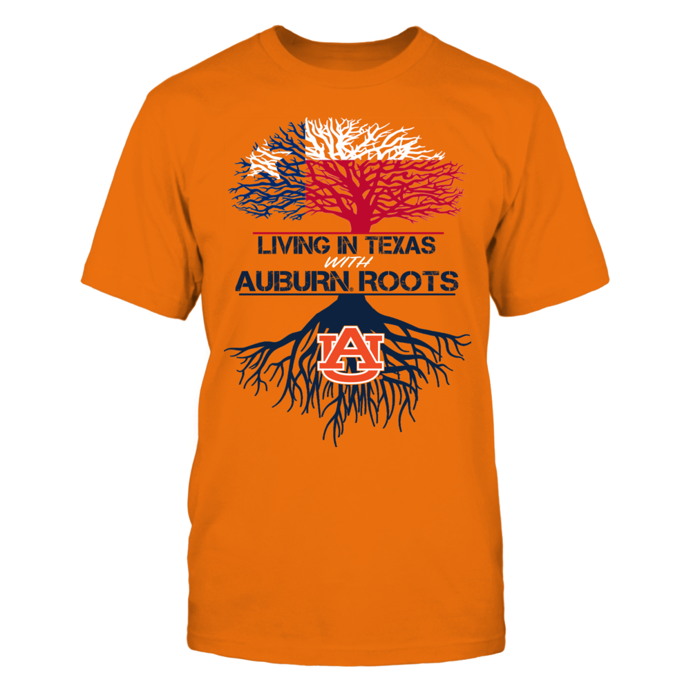 Auburn Tigers - Living Roots Texas Front picture