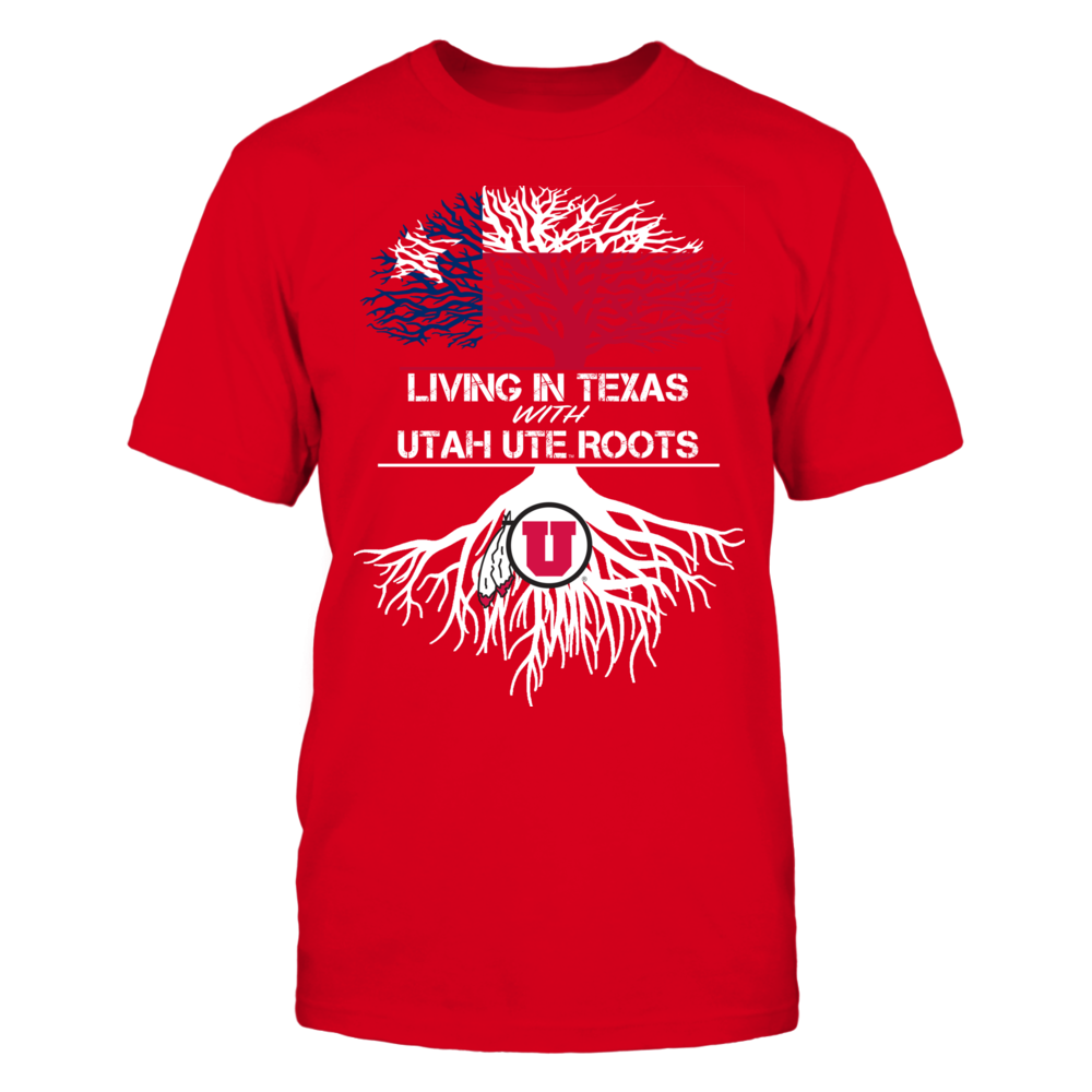 Utah Utes - Living Roots Texas Front picture