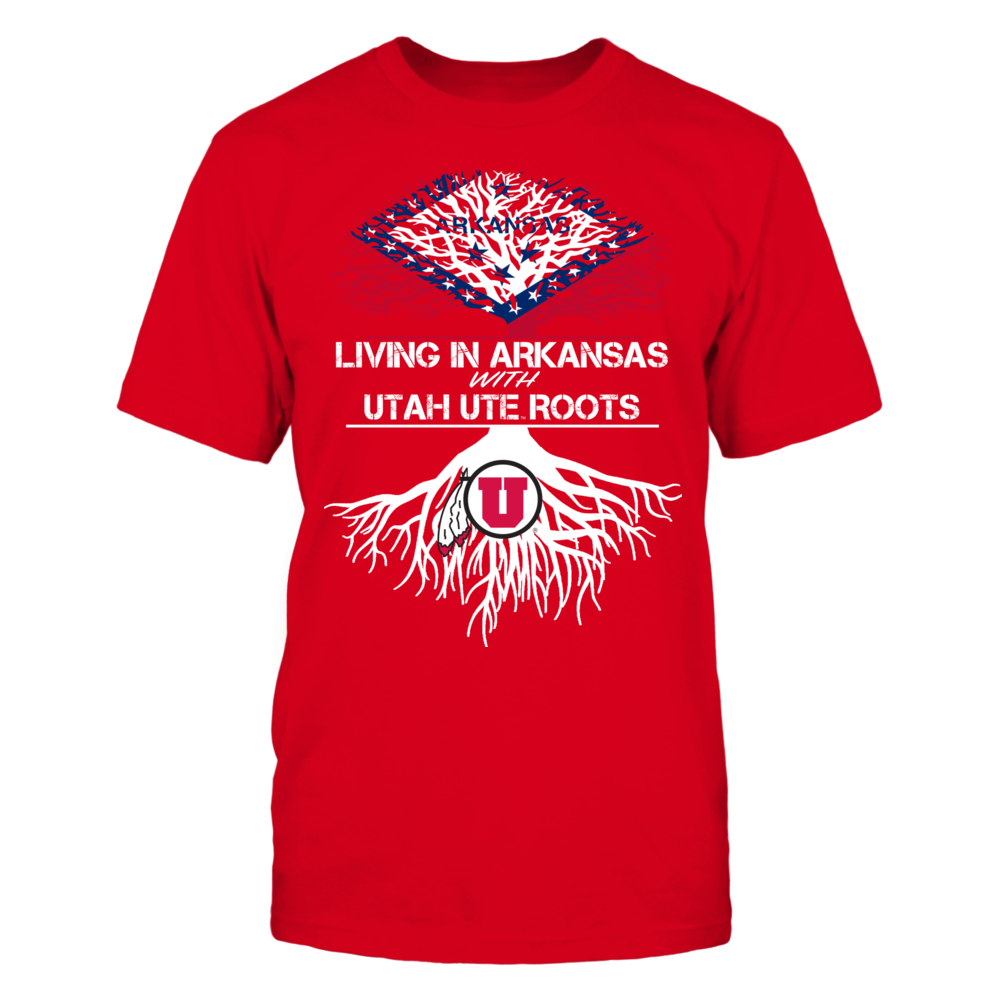 Utah Utes - Living Roots Arkansas Front picture