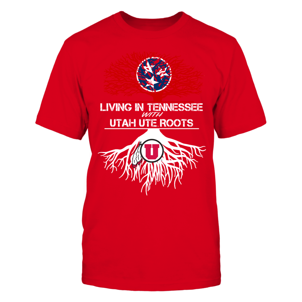 Utah Utes - Living Roots Tennessee Front picture