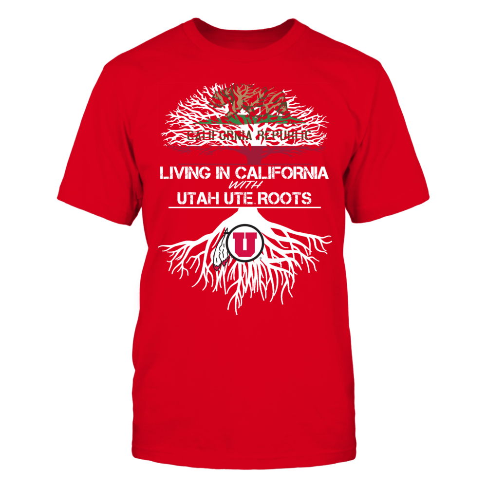Utah Utes - Living Roots California Front picture