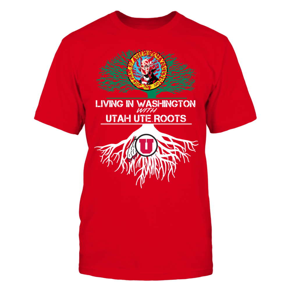 Utah Utes - Living Roots Washington Front picture