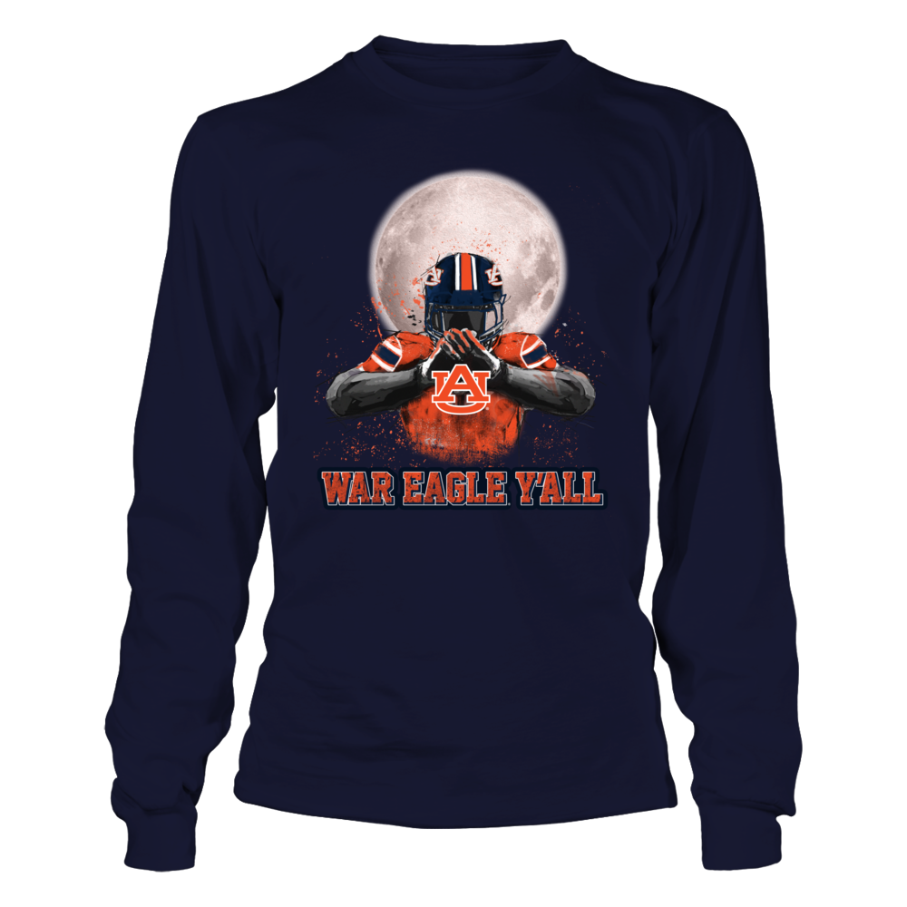 Auburn Tigers - Beyond The Moon Front picture