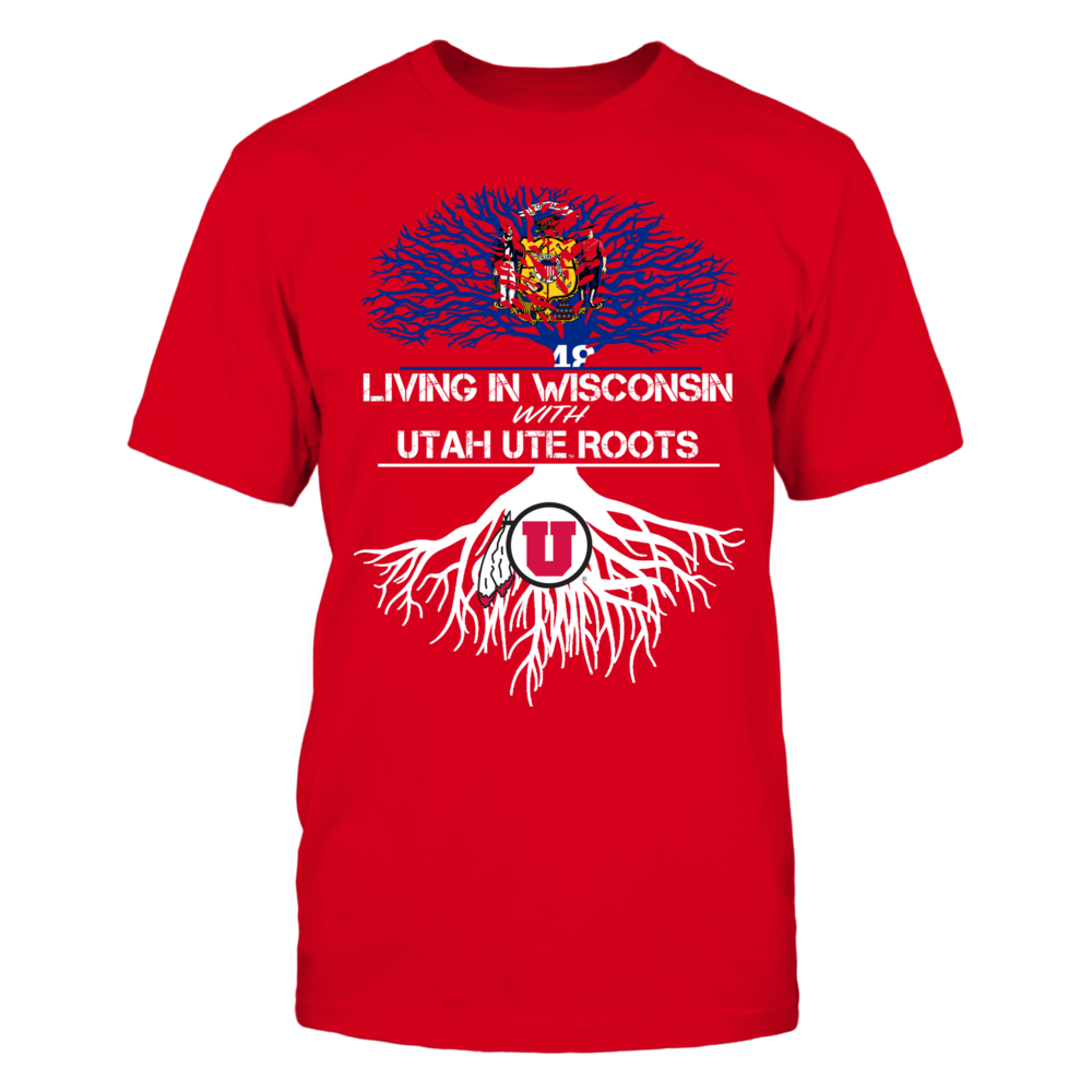 Utah Utes - Living Roots Wisconsin Front picture