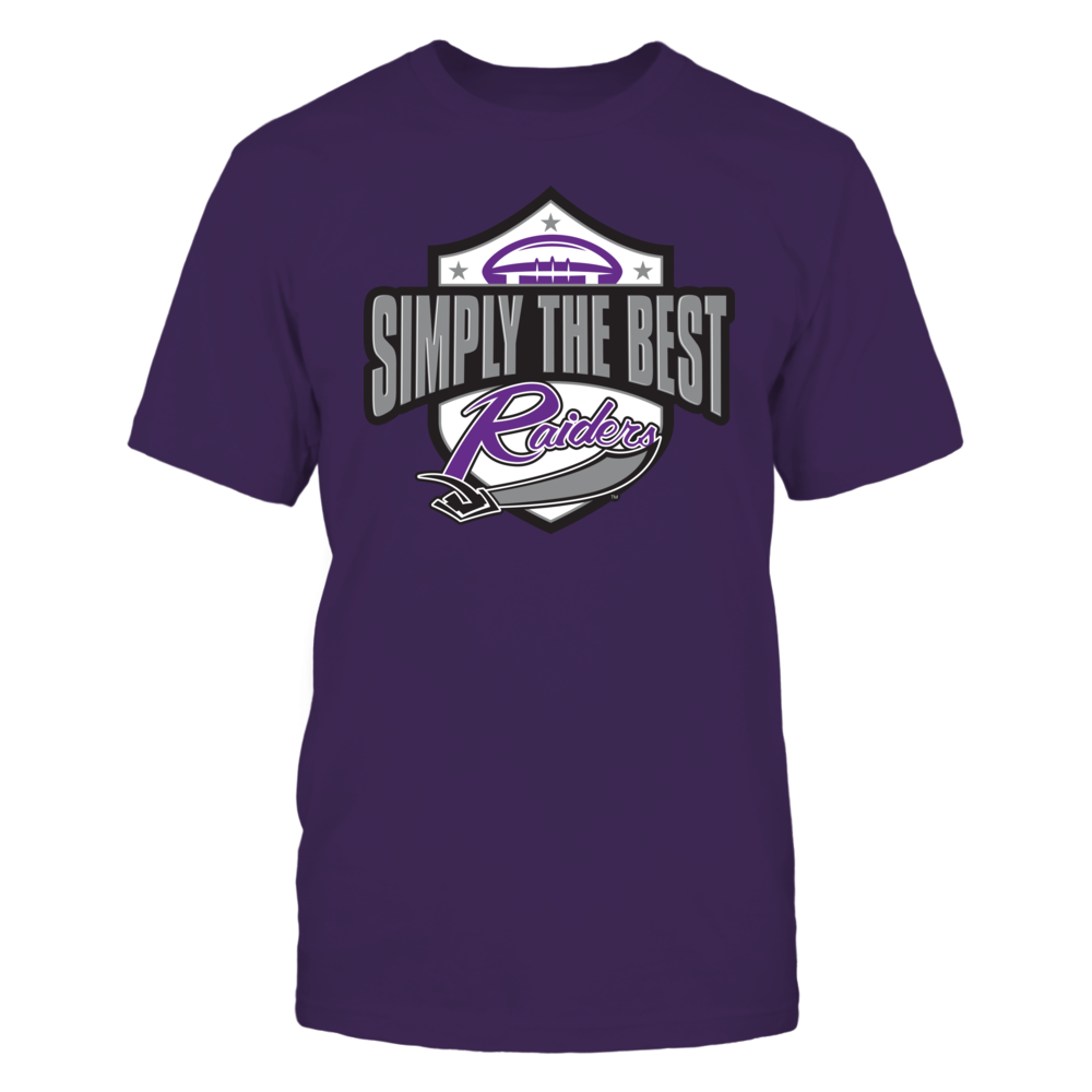 Mount Union National Championship T-Shirt | Tank | Hoodie – Simply the Best Front picture