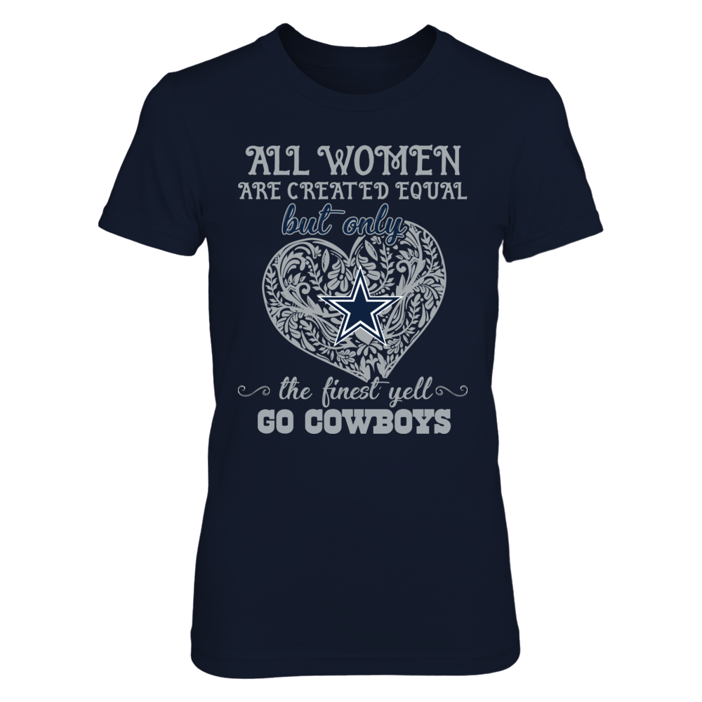 Dallas Cowboys - The Finest Yell Front picture