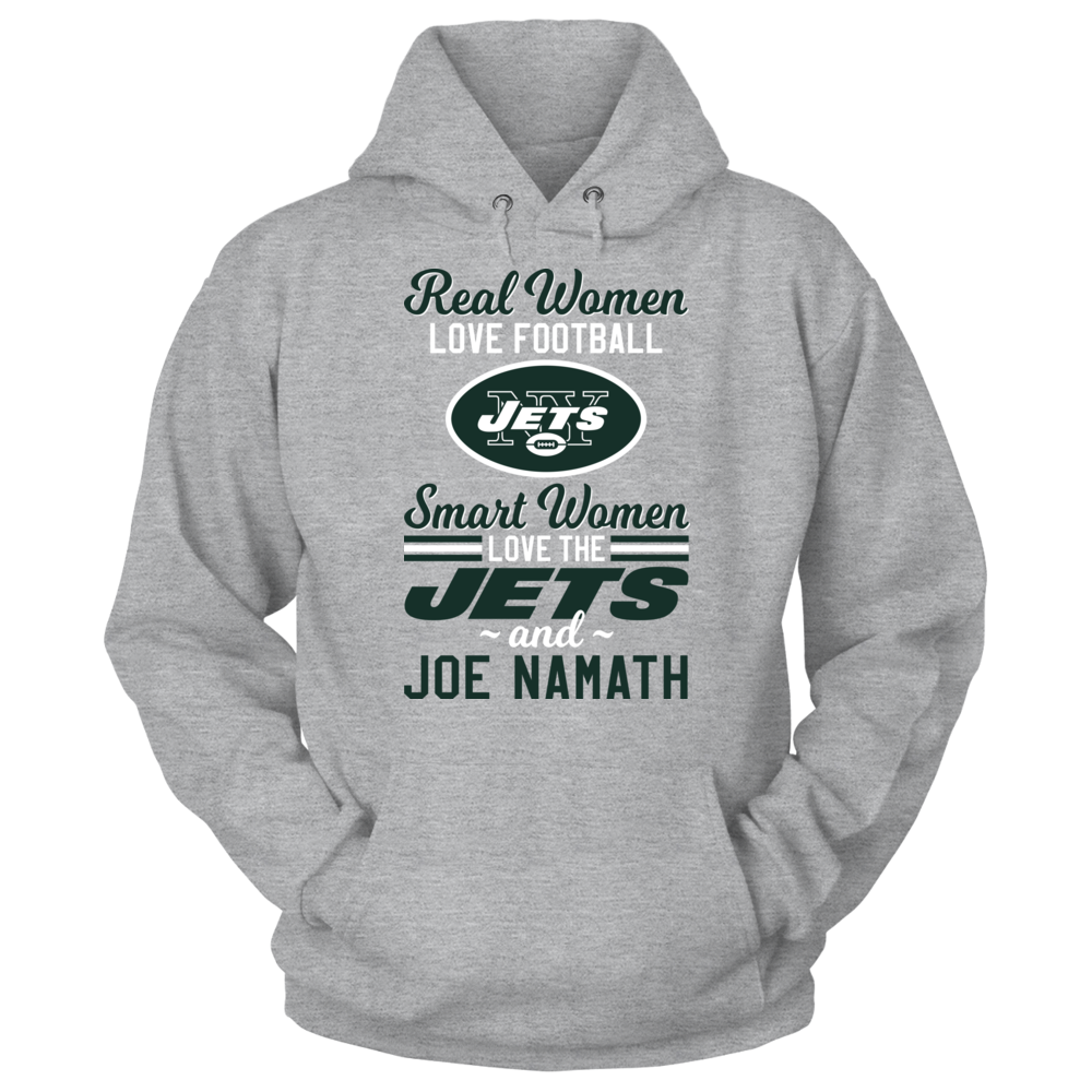 New York Jets - Namath - Real Women Smart Women Front picture