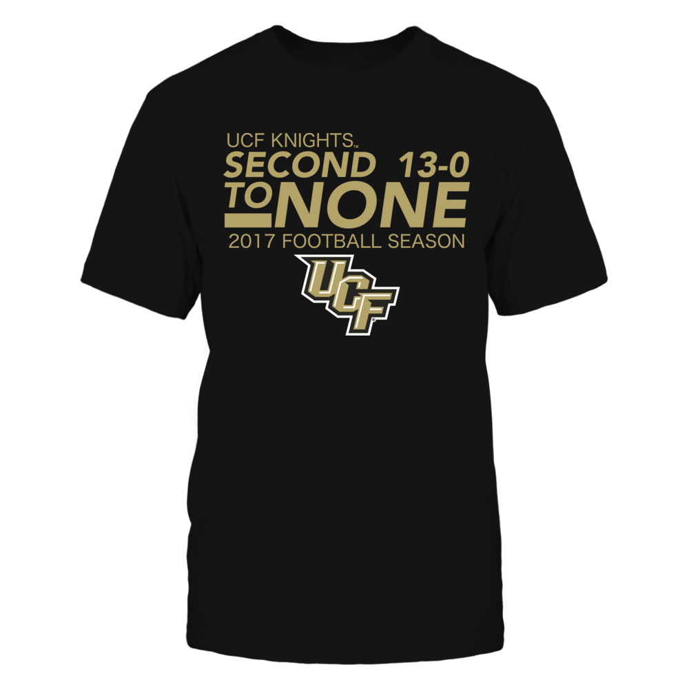 SECOND TO NONE - UCF KNIGHTS Front picture