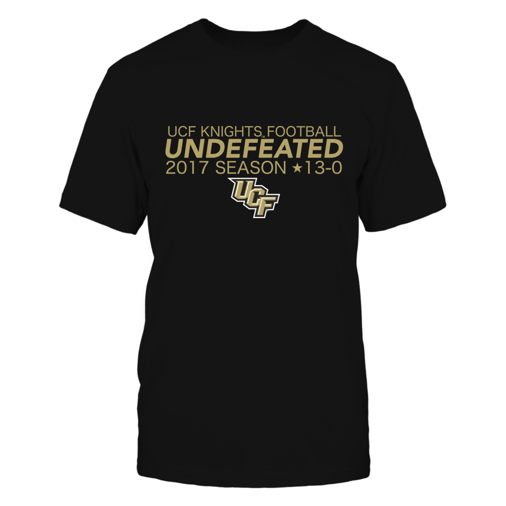 UNDEFEATED - UCF KNIGHTS Front picture
