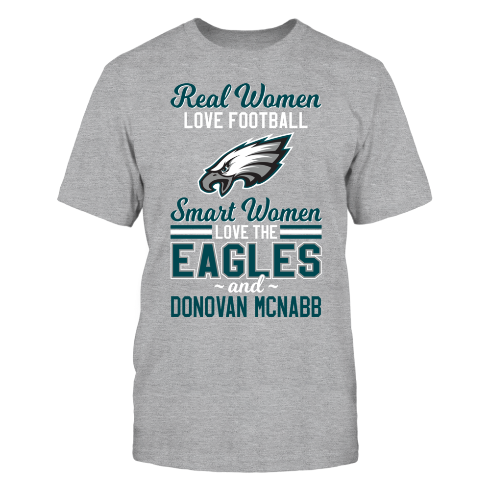 Philadelphia Eagles - McNabb - Real Women Smart Women Front picture