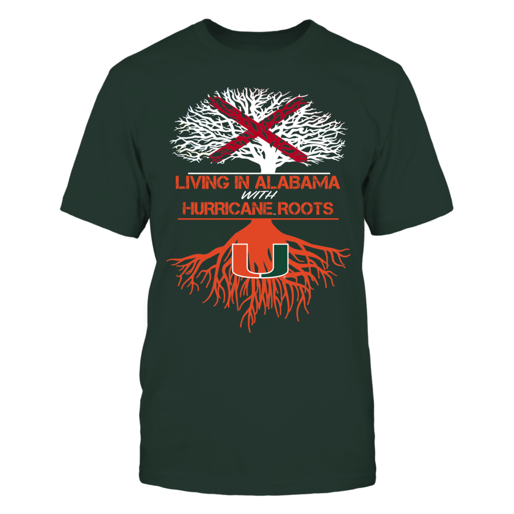Miami Hurricanes - Living Roots Alabama Front picture
