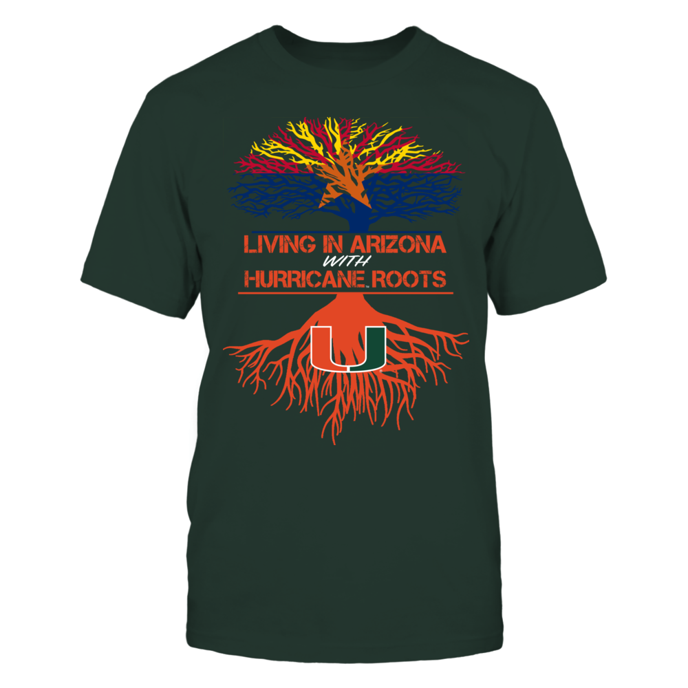 Miami Hurricanes - Living Roots Arizona Front picture