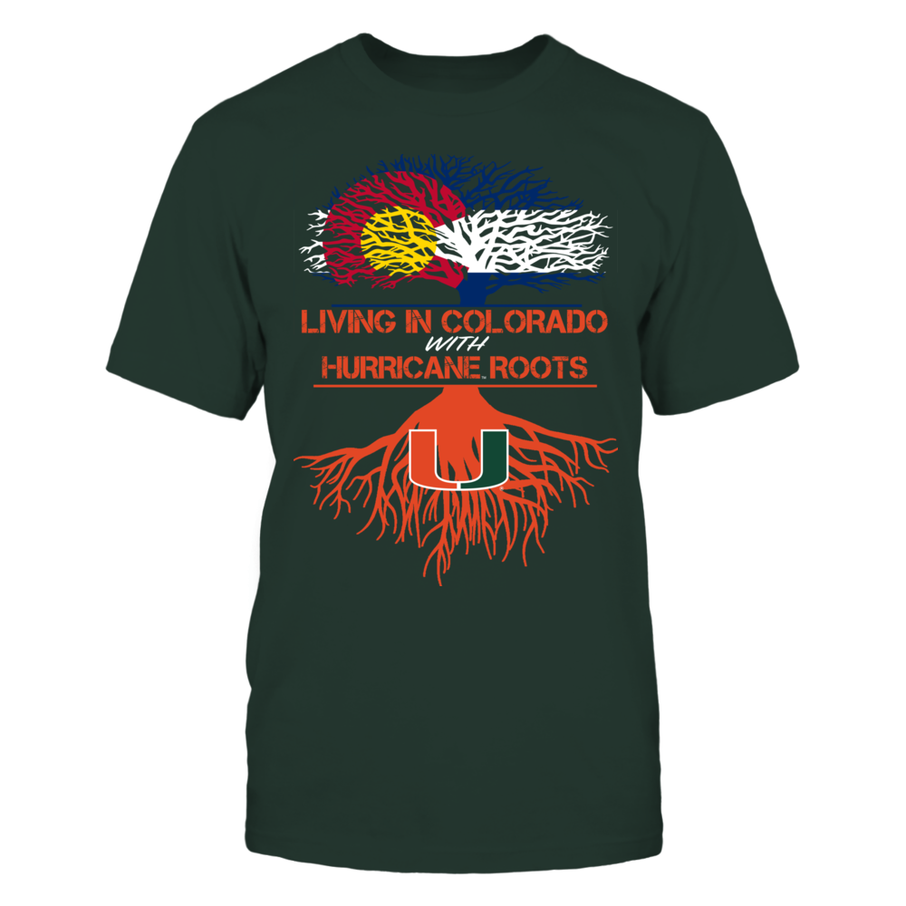 Miami Hurricanes - Living Roots Colorado Front picture