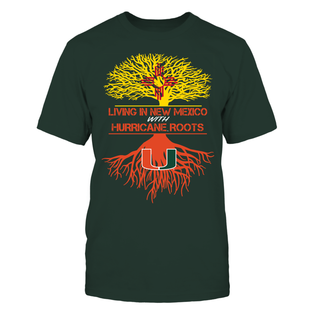 Miami Hurricanes - Living Roots New Mexico Front picture