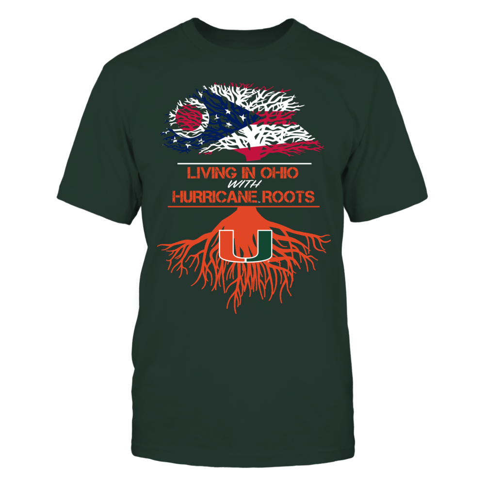 Miami Hurricanes - Living Roots Ohio Front picture
