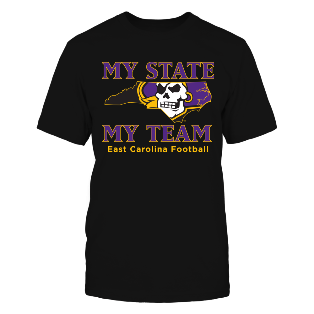 East Carolina Football - My State & My Team Front picture
