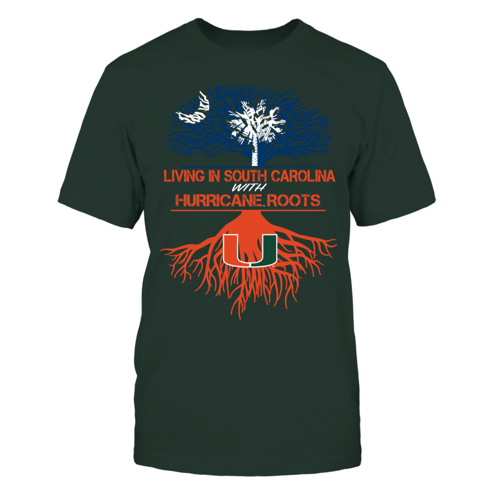 Miami Hurricanes - Living Roots South Carolina Front picture