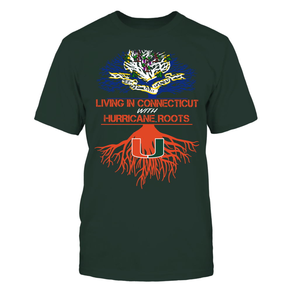 Miami Hurricanes - Living Roots Connecticut Front picture