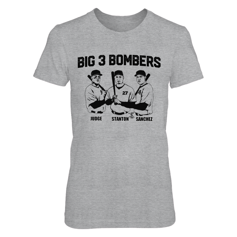 Big3 Bombers Front picture