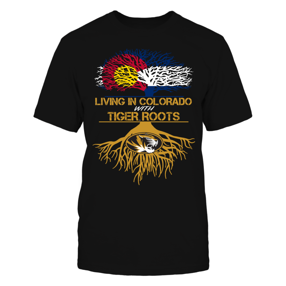 Mizzou Tigers - Living Roots Colorado Front picture