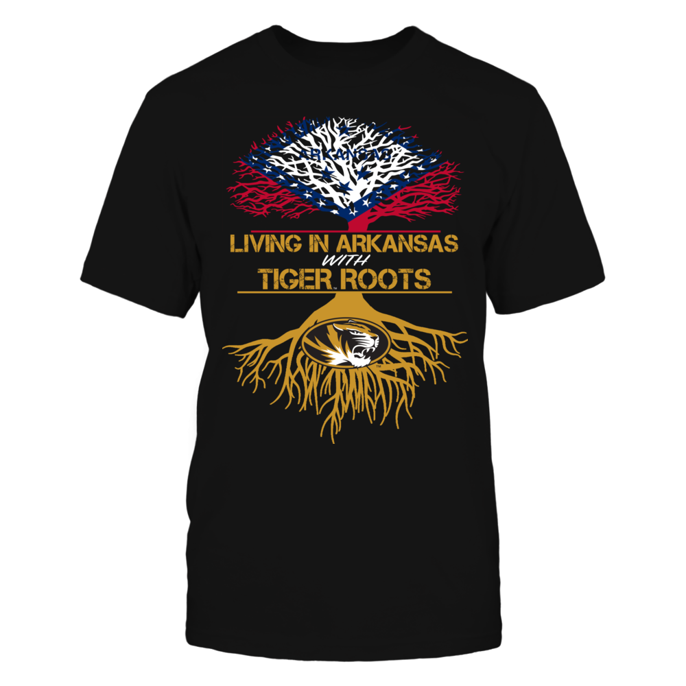 Mizzou Tigers - Living Roots Arkansas Front picture