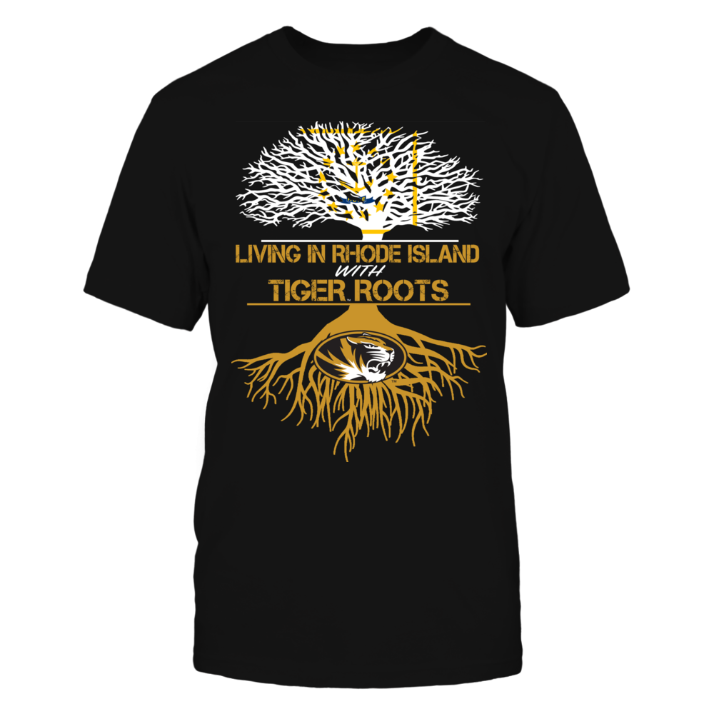 Mizzou Tigers - Living Roots Rhode Island Front picture