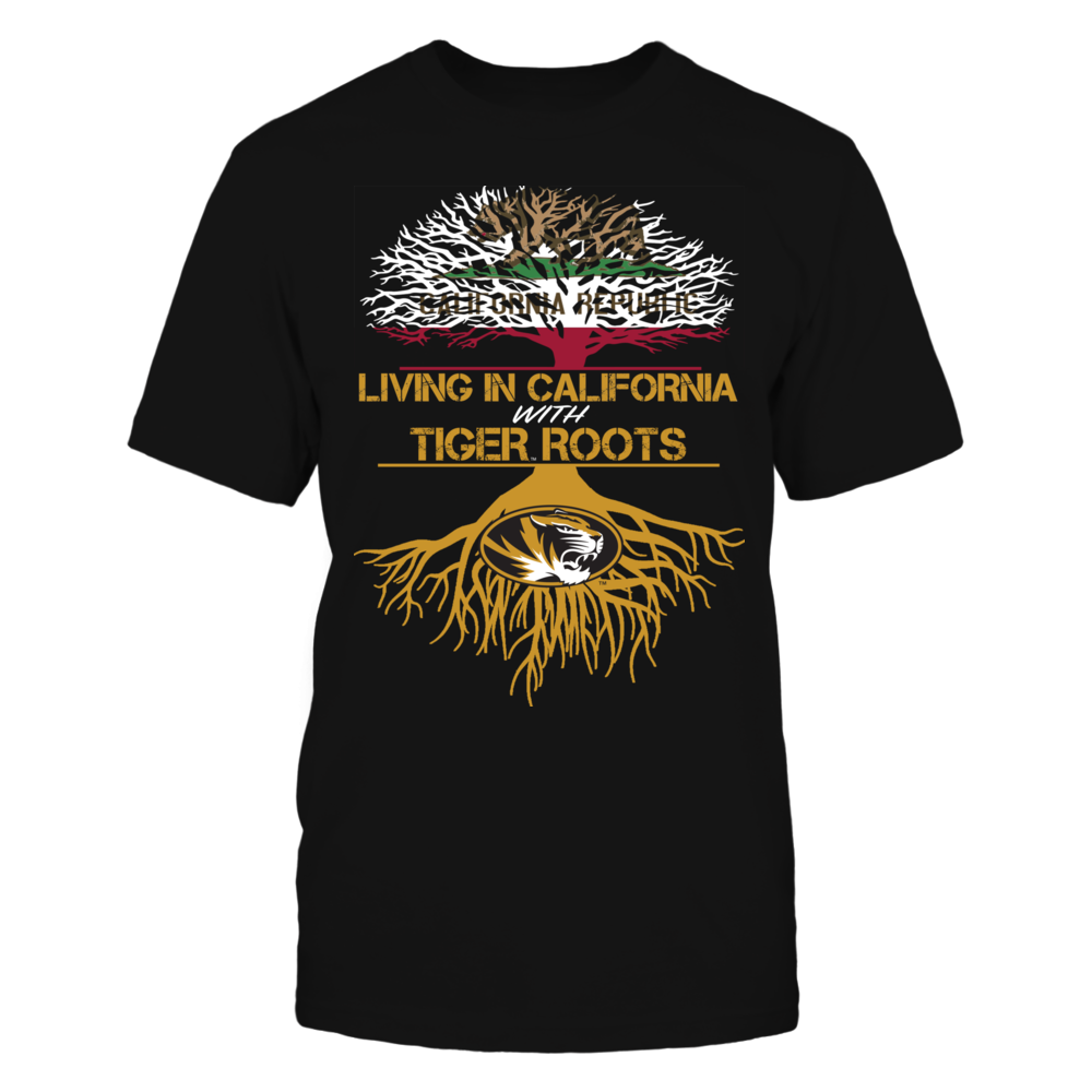 Mizzou Tigers - Living Roots California Front picture