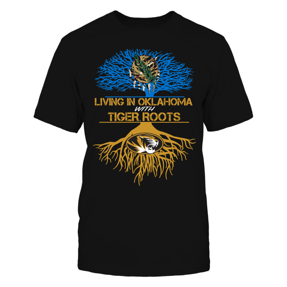 Mizzou Tigers - Living Roots Oklahoma Front picture