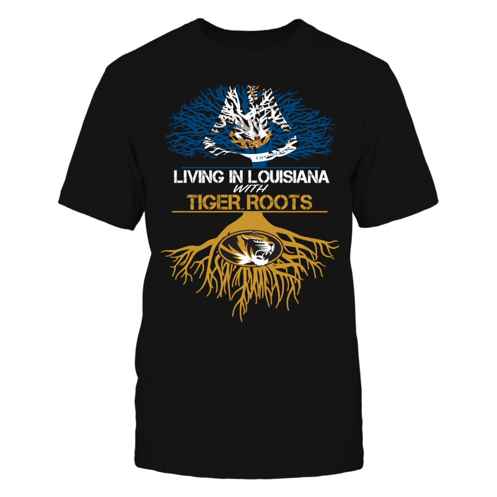 Mizzou Tigers - Living Roots Louisiana Front picture