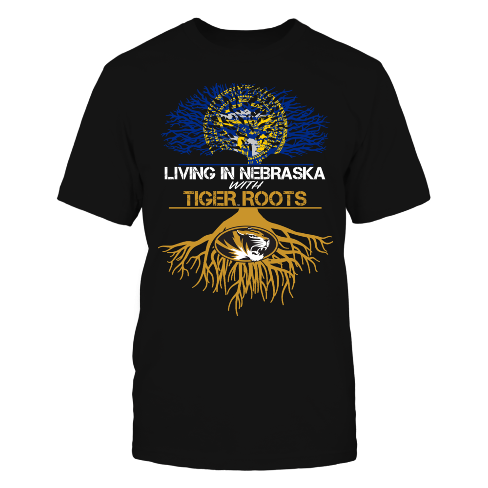 Mizzou Tigers - Living Roots Nebraska Front picture