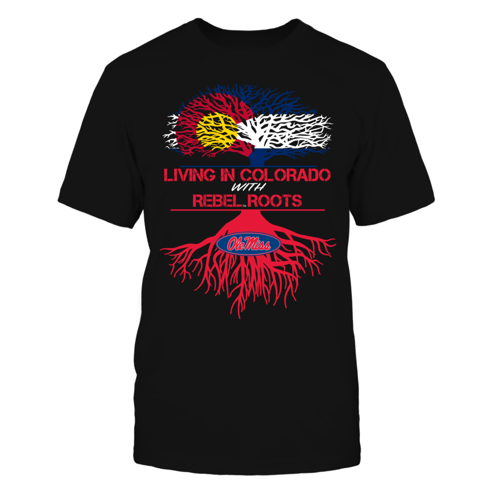 Ole Miss Rebels - Living Roots Colorado Front picture