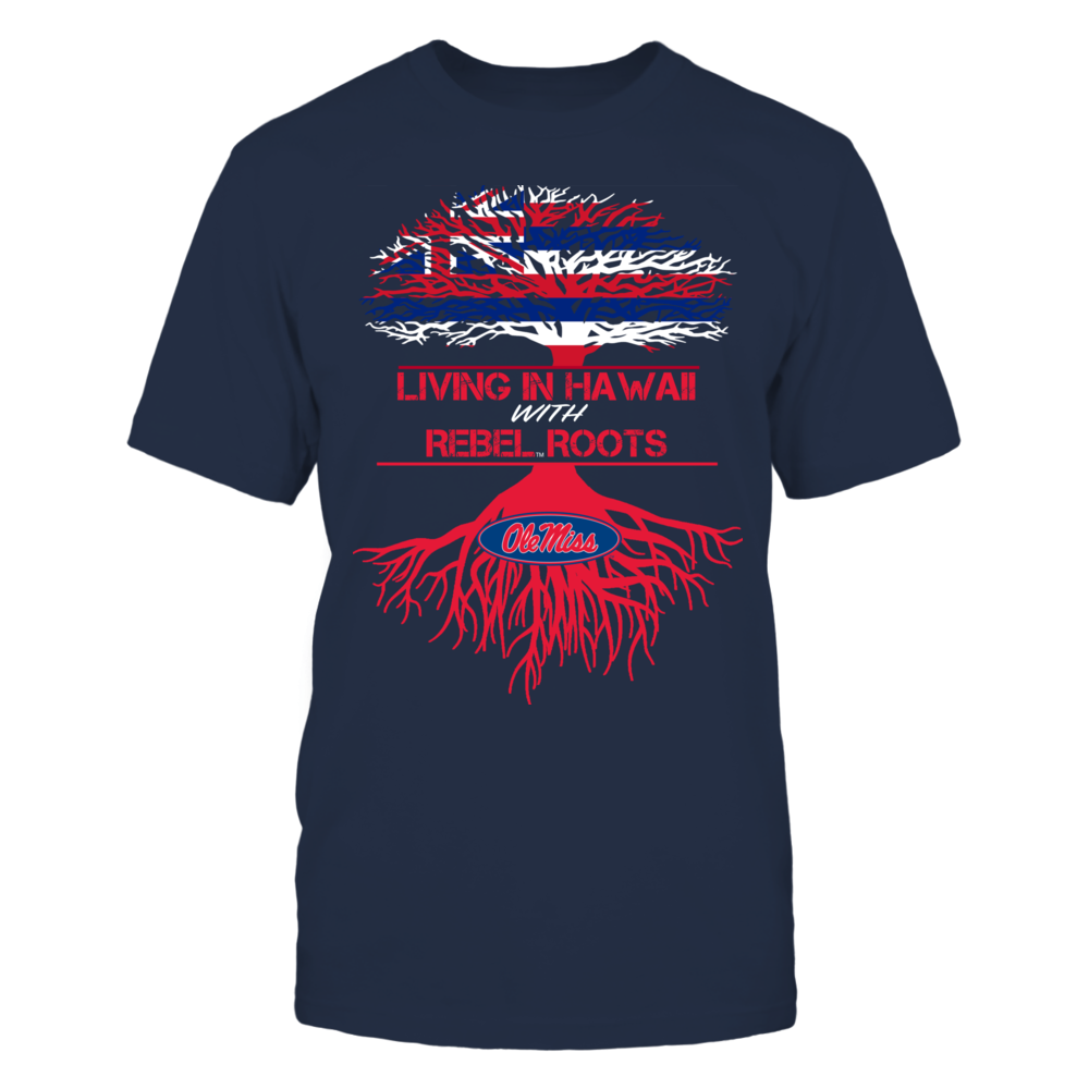 Ole Miss Rebels - Living Roots Hawaii Front picture