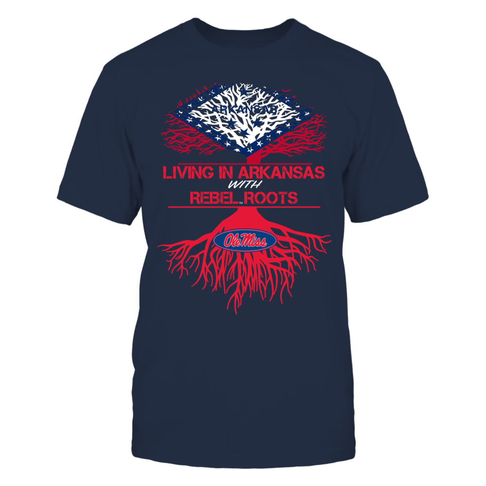 Ole Miss Rebels - Living Roots Arkansas Front picture