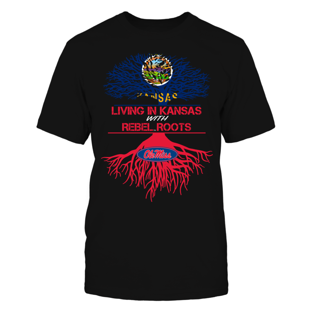 Ole Miss Rebels - Living Roots Kansas Front picture