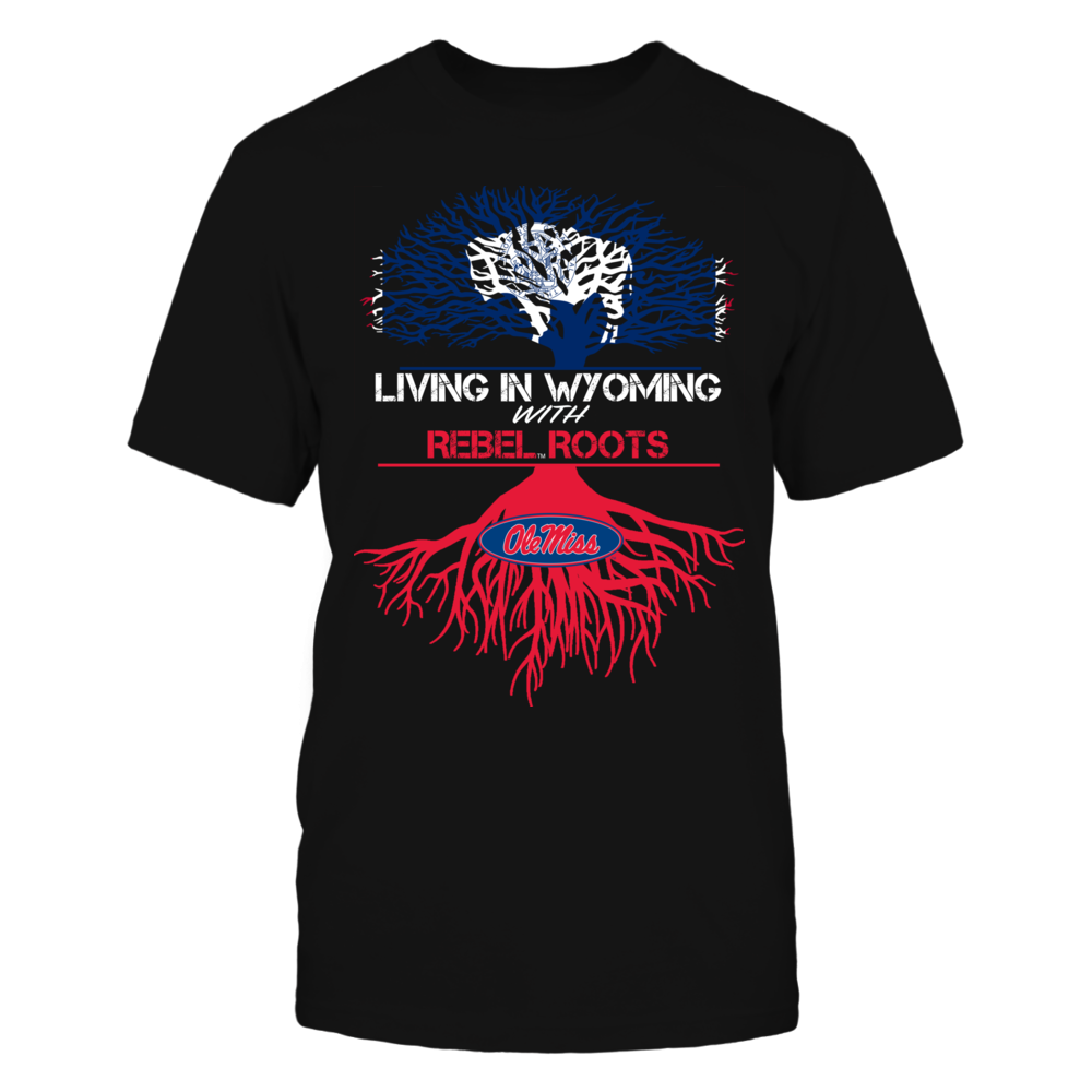 Ole Miss Rebels - Living Roots Wyoming Front picture
