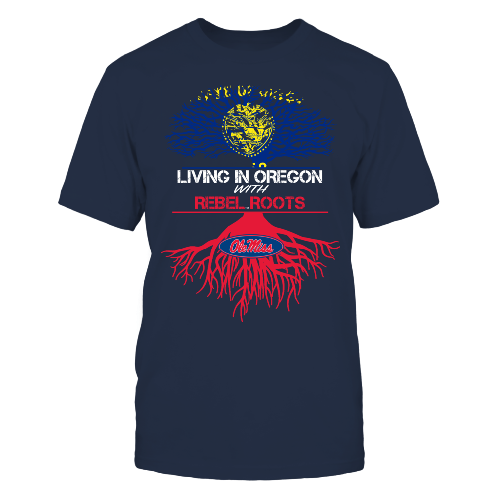 Ole Miss Rebels - Living Roots Oregon Front picture
