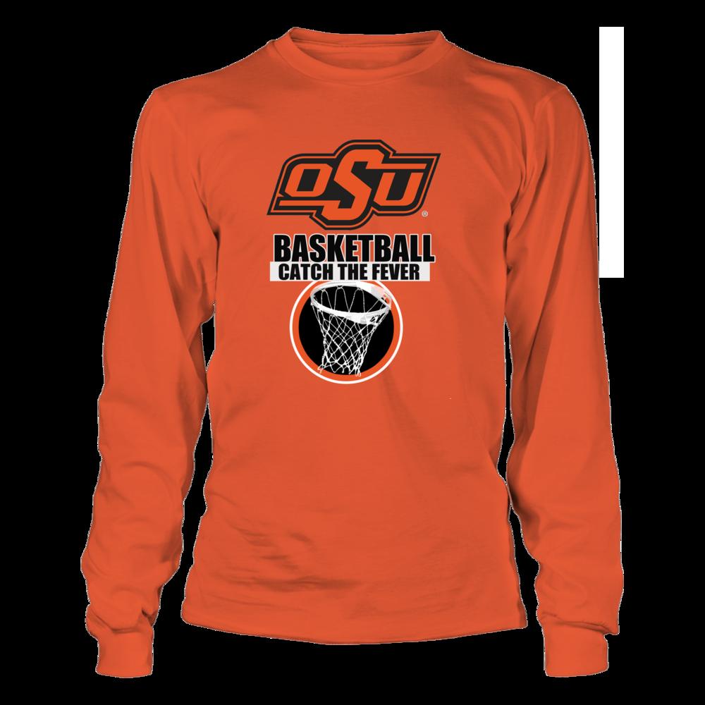 Okla State Universtiy - Basketball Fever Front picture