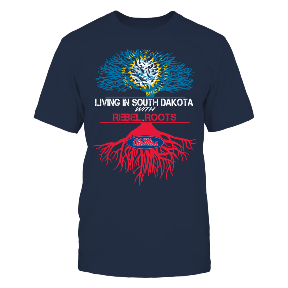 Ole Miss Rebels - Living Roots South Dakota Front picture
