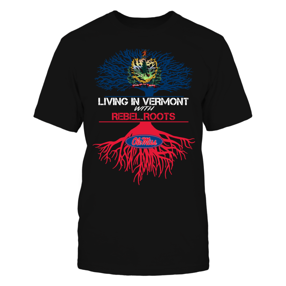 Ole Miss Rebels - Living Roots Vermont Front picture