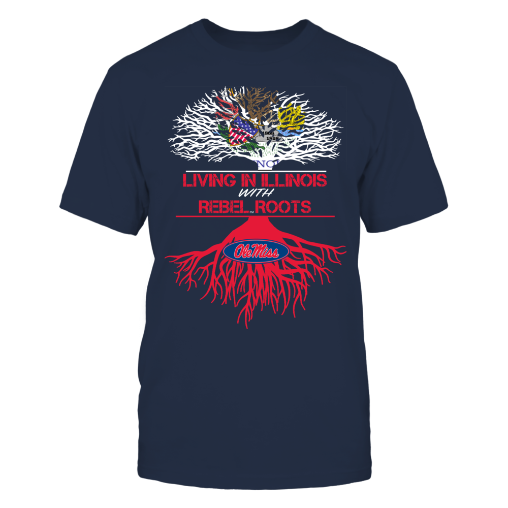 Ole Miss Rebels - Living Roots Illinois Front picture