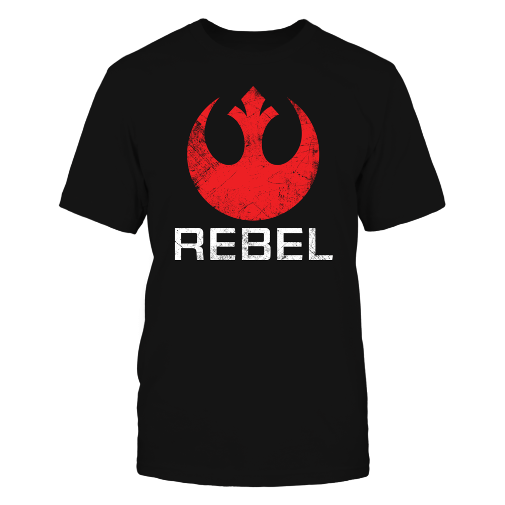 Star Wars - Distressed Rebel Alliance Emblem Front picture