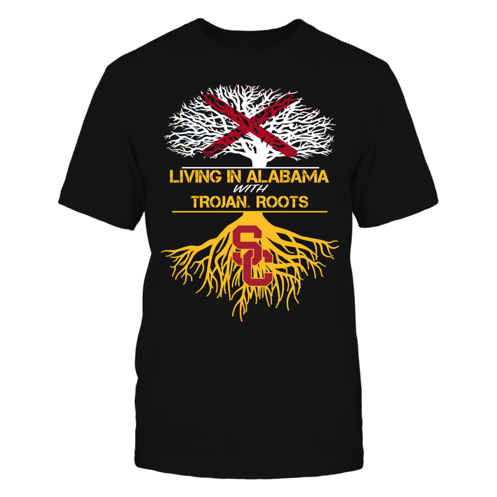 USC Trojans - Living Roots Alabama Front picture